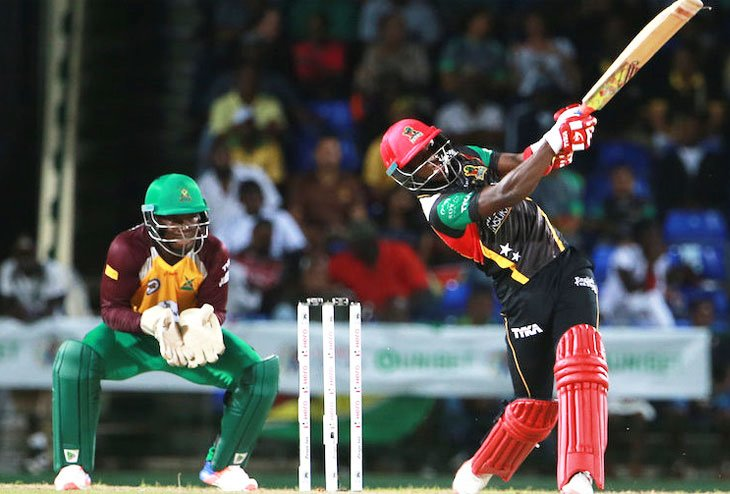 Trinbago Knight Riders schedule